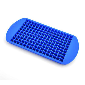 1pcs 160 Holes Ice Cube Maker Silicone Ice Cream Mould Makers Freeze Mold - HomeBazar.pk - 2