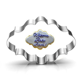 4pcs / lot  European Wedding Frame Metal Cookie Cutters Biscuits Stainless Steel Tools Kitchen Baking Mould - HomeBazar.pk - 3