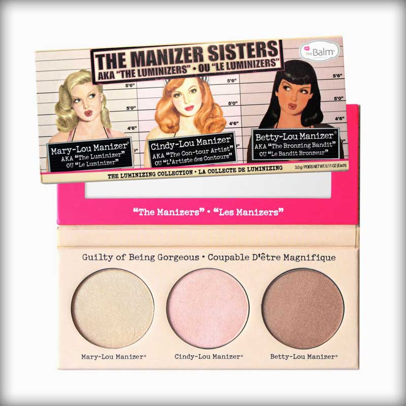 the Balm The Manizer Sisters Aka The Luminizers