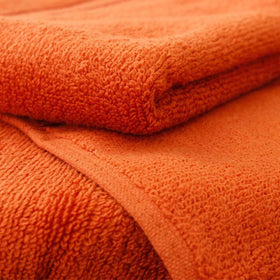 home-bazar-egyptian-cotton-towel-rust