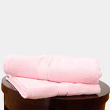 Egyptian Cotton Towel Pink One Piece