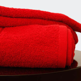 home-bazar-egyptian-cotton-towel-red