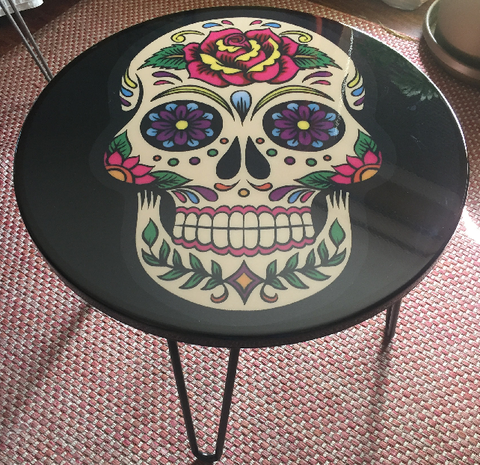 Sugar Skull Coffee Table Sugar Skull Culture