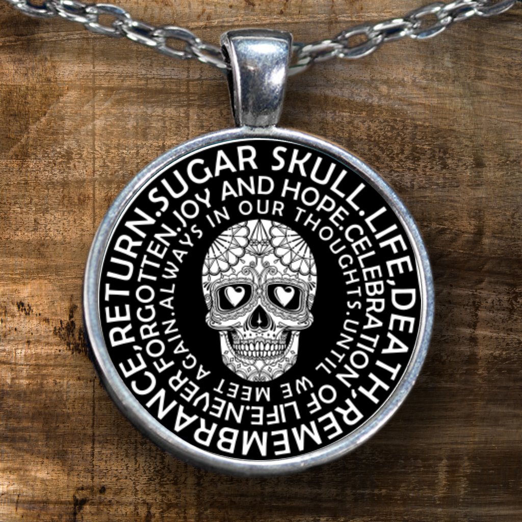 awe valhalla helm necklace of vigor lmr products skull raven gishj