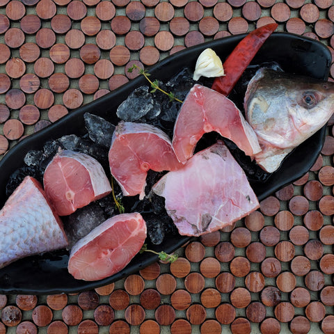 Rohu Fish (Per Fish 150Rs) Avg Weight of Each Fish 1 Kg