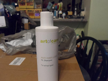 Amazon com ONC artofcare ANTI HAIR LOSS Nourishing Shampoo Unisex 8.45 fl. oz. (250 mL)