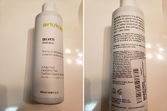 Amazon com ONC artofcare SILVER Neutralizing Shampoo Unisex 8.45 fl oz (250 mL)