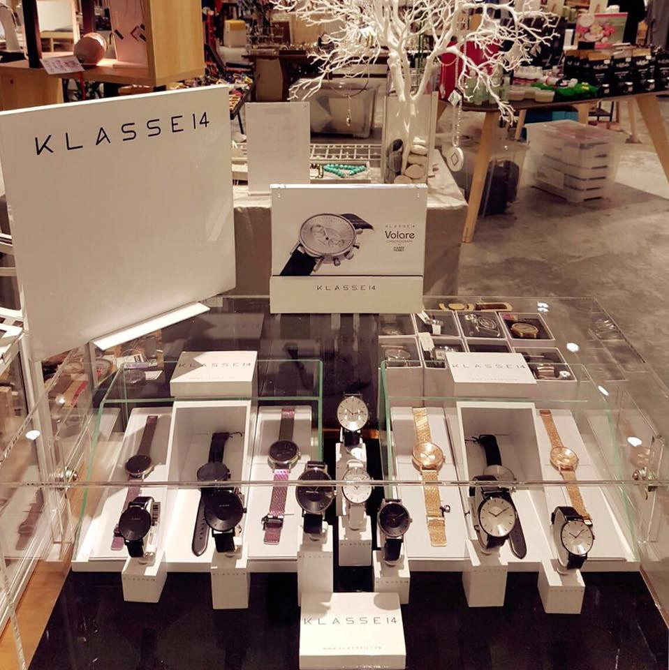 Klasse14 available at Megafash, featuring Little Moments Singapore