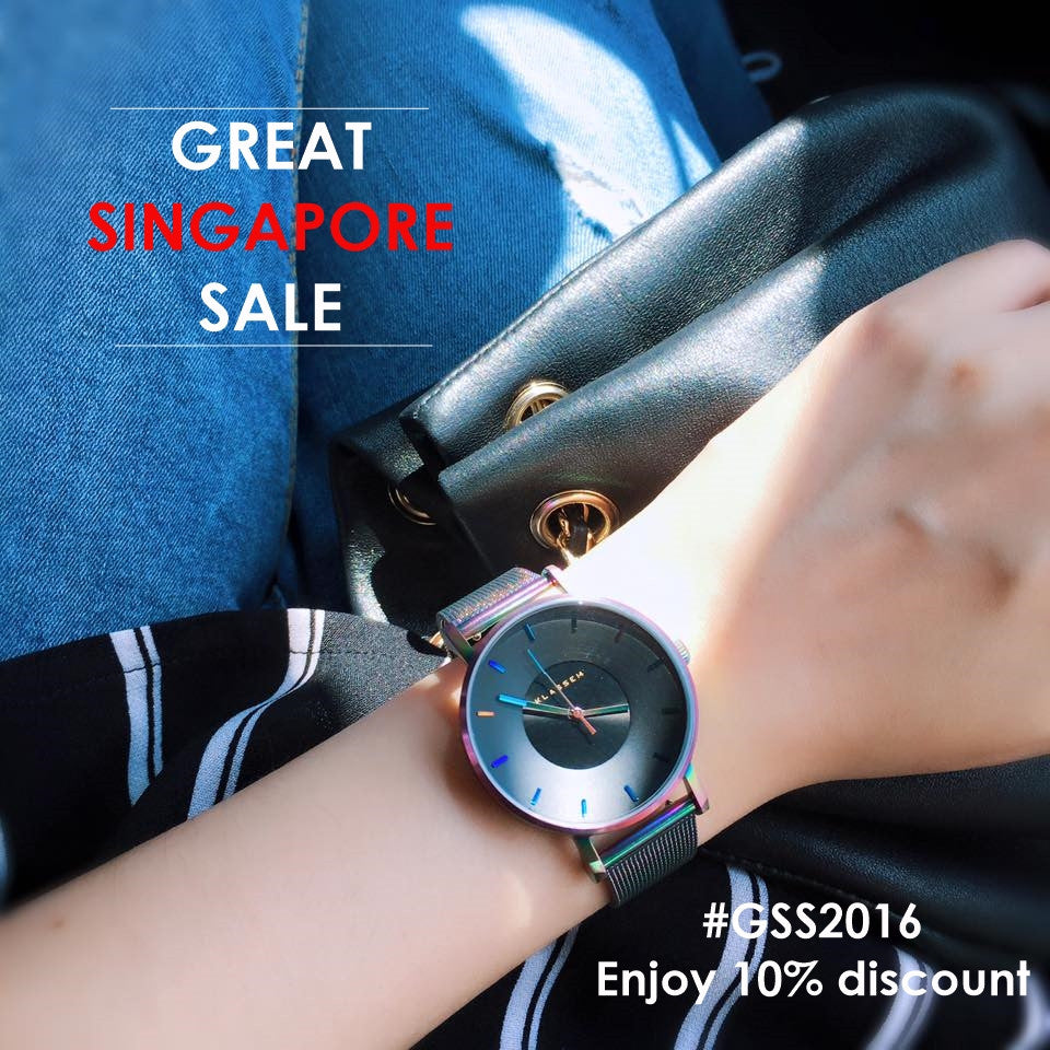 Great Singapore Sale 2016