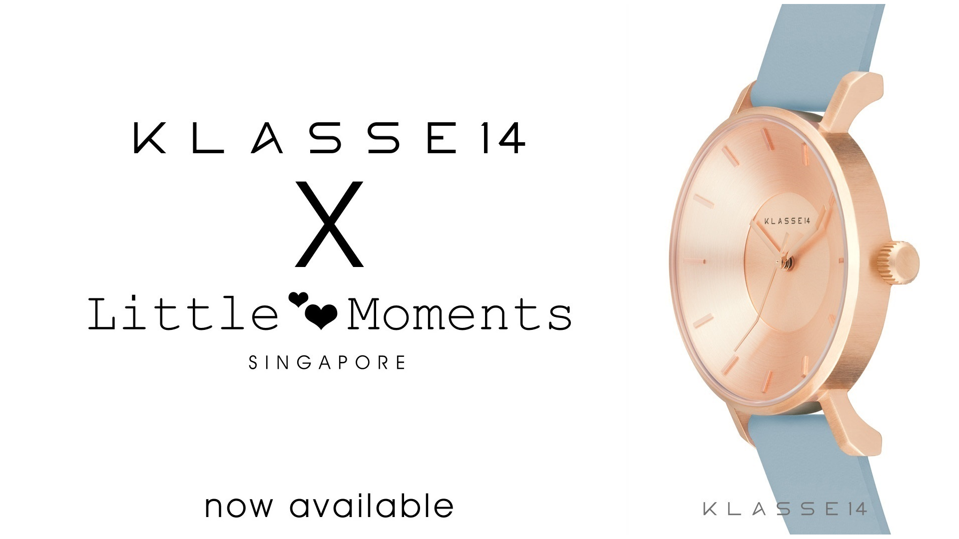 The Collaboration - Klasse14 x Little Moments Singapore