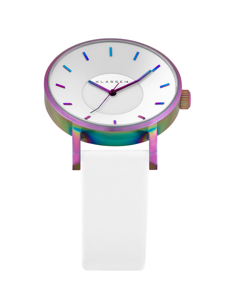 Volare Rainbow White 42mm