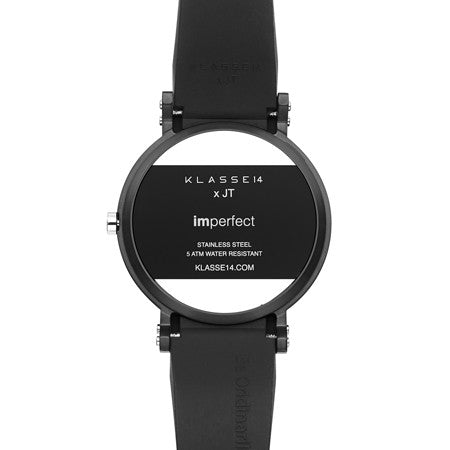 Imperfect Black Square 42mm