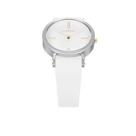 Imperfect White All Round 42mm