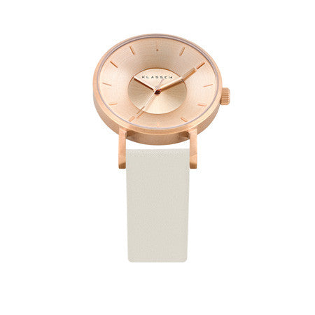 Iris FW Rosegold Cream 36mm