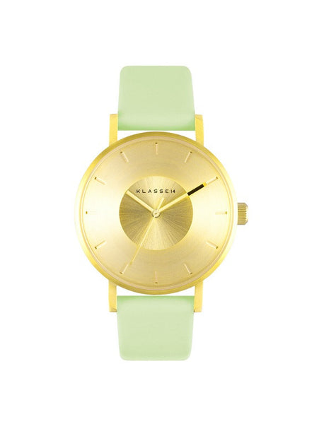 Iris Gold Mint 36mm