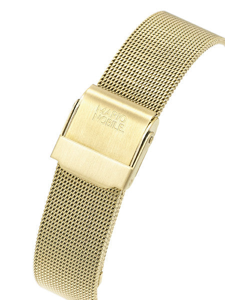 Volare Gold meshband 36mm