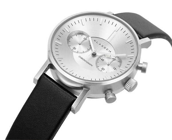 Chronograph Silver 42mm