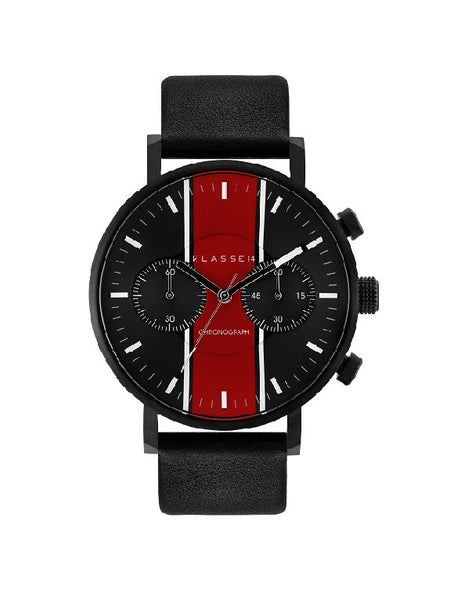 Chronograph GT14 Dark Red 42mm