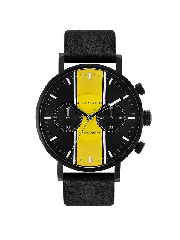 Chronograph GT14 Dark Yellow 42mm