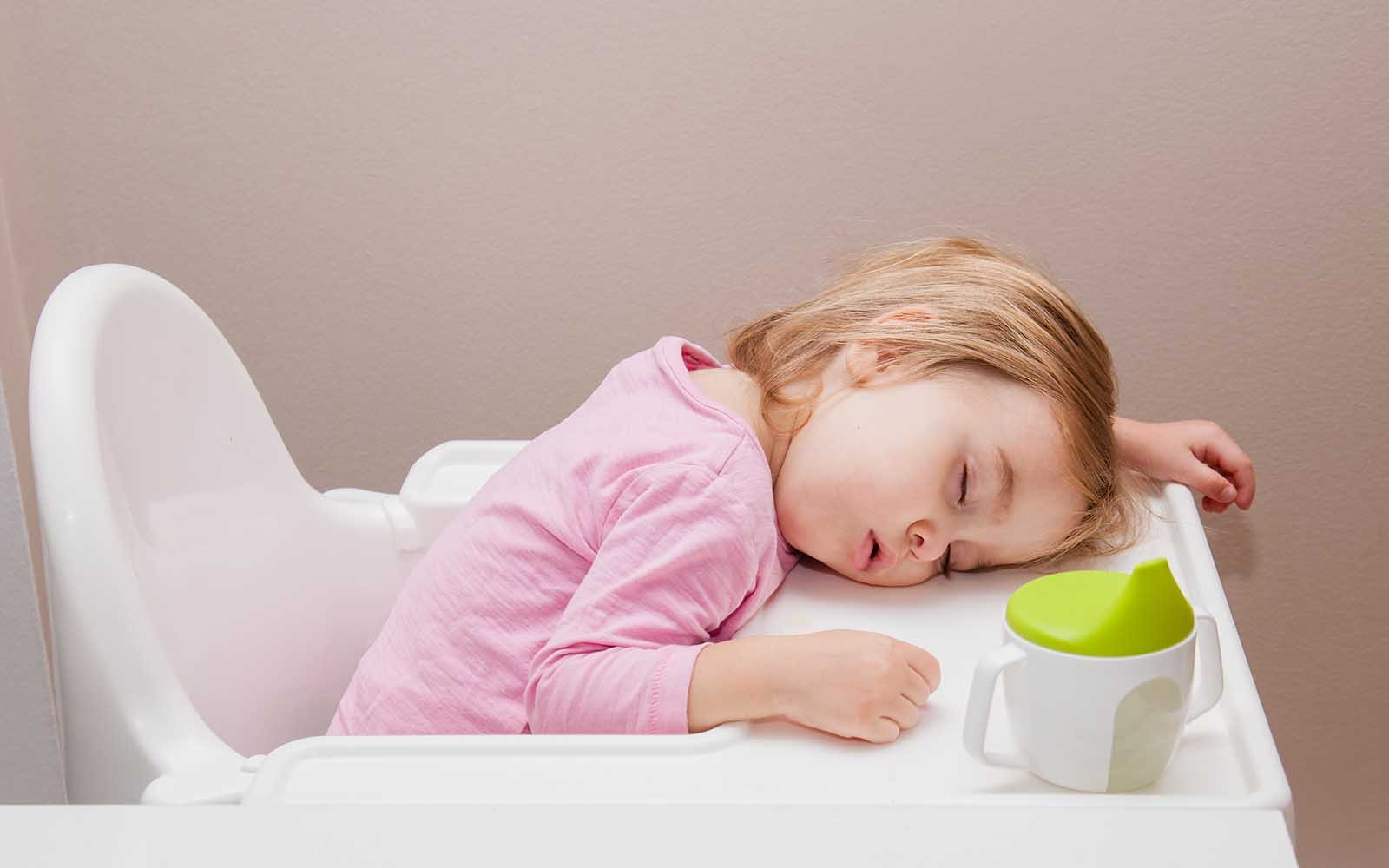 The 12-15 Month Sleep Regression