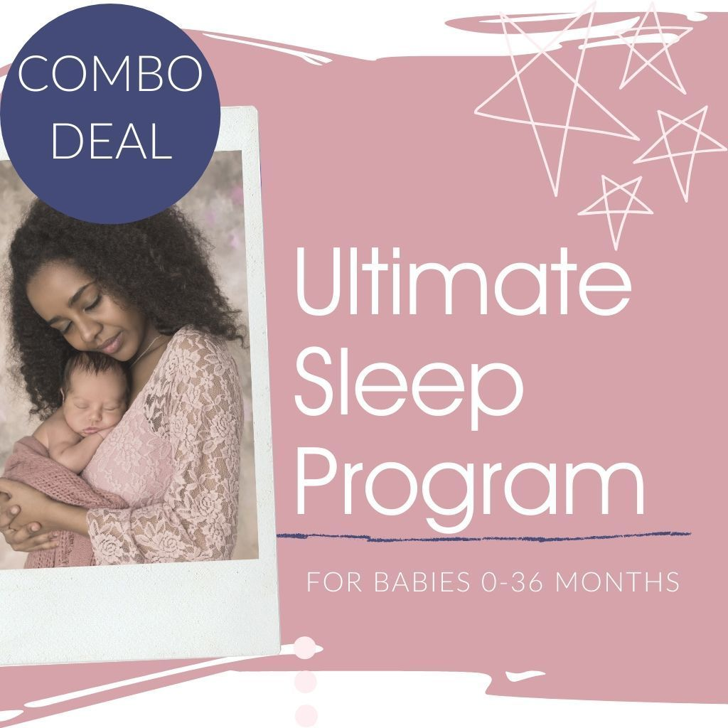 Little Ones Programs Ultimate Sleep Program (0-3 Years)