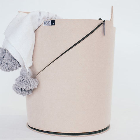 Zip Me Off Storage Bin