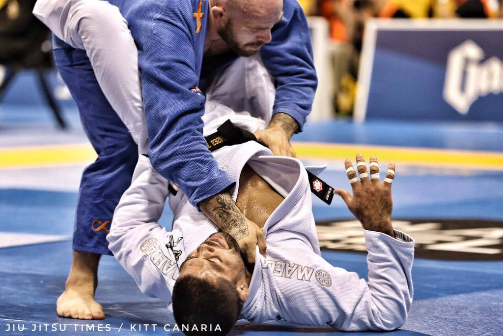 Are concepts more powerful than techniques? Applying the 80/20 principle to jiu jitsu.