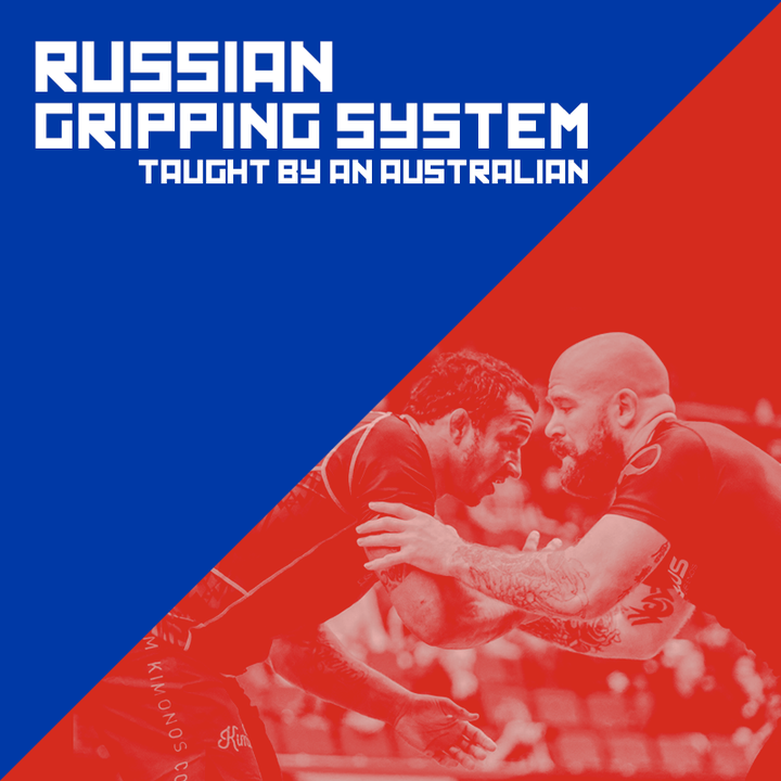 An Australian guy is revealing Russian grappling secrets. What could go wrong?