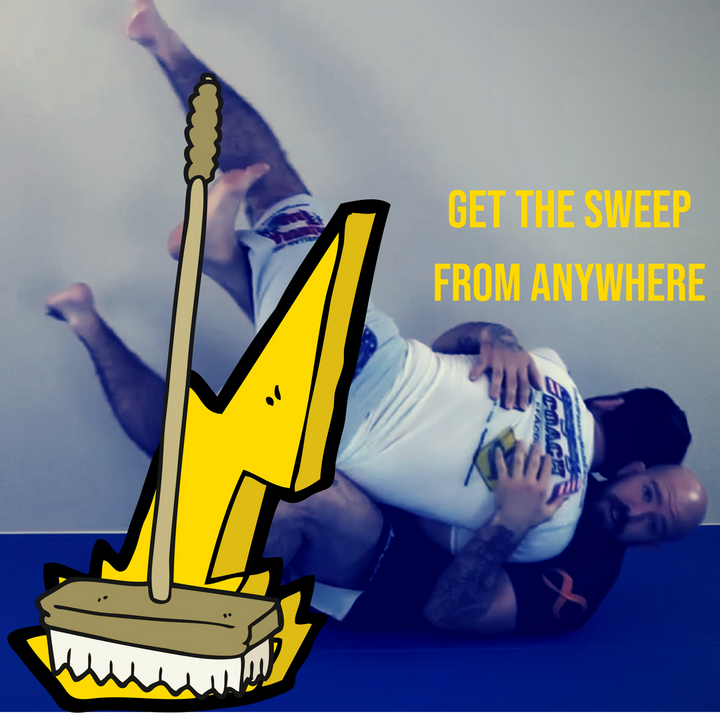 How to get the sweep every time? With these SIMPLE concepts - Nogi Edition