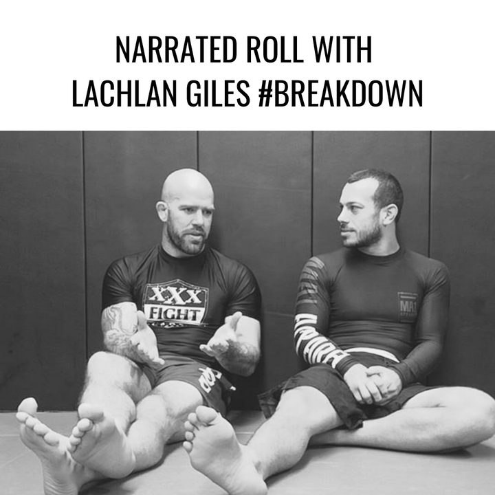 Narrated roll w/ the great Lachlan Giles