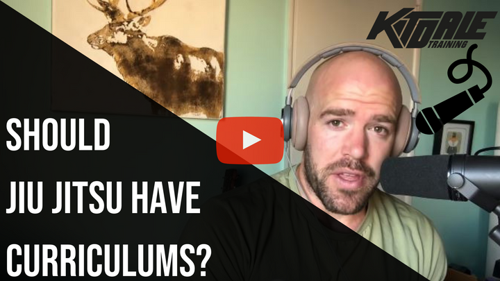 Should Jiu Jitsu Have Curriculums?