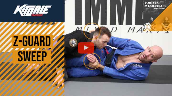 Z-Guard Sweep - Z-Guard Masterclass