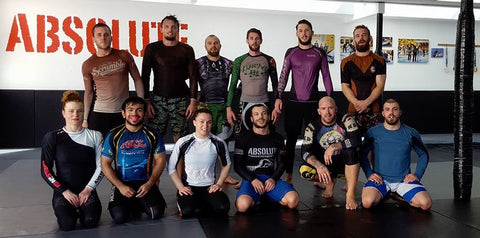 kit dale absolute mma south yarra