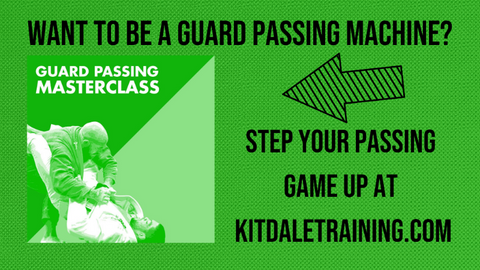 Want to be a guard passing machine?