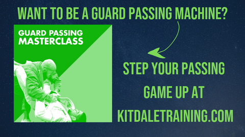 Guard passing Masterclass