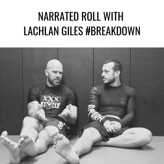 BREAKDOWN OF A 30 MINUTE ROLL