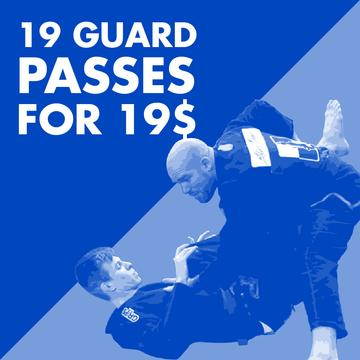19 Guard Passes For Just $19
