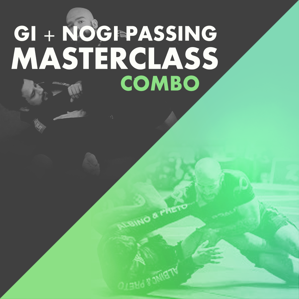 Gi + NoGi Guard Passing Masterclass