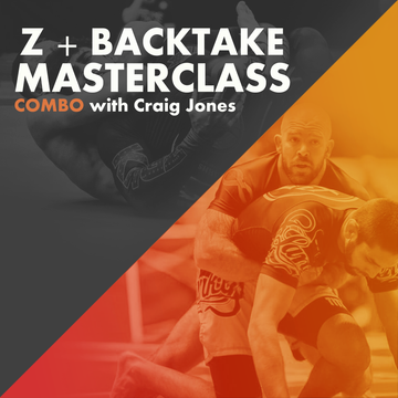 Z Guard + Backtake Masteclasses w/ Craig Jones
