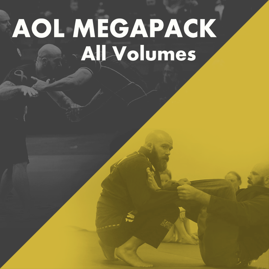 Art Of Learning Jiu Jitsu MEGAPACK (All 3 volumes) + Bonus Nutrition Guide