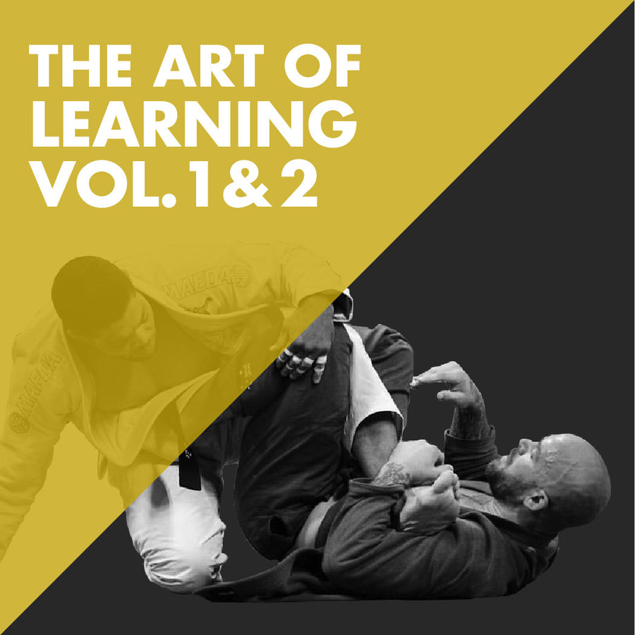 SPECIAL OFFER - The Art of Learning Jiu Jitsu Vol. 1 & 2