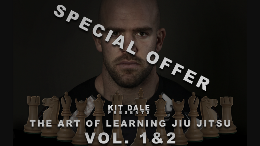 The Art of Learning Jiu Jitsu Vol. 2