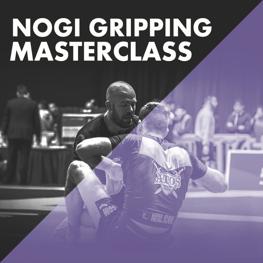 Art of Learning Vol. 3 + NoGi Gripping Masterclass