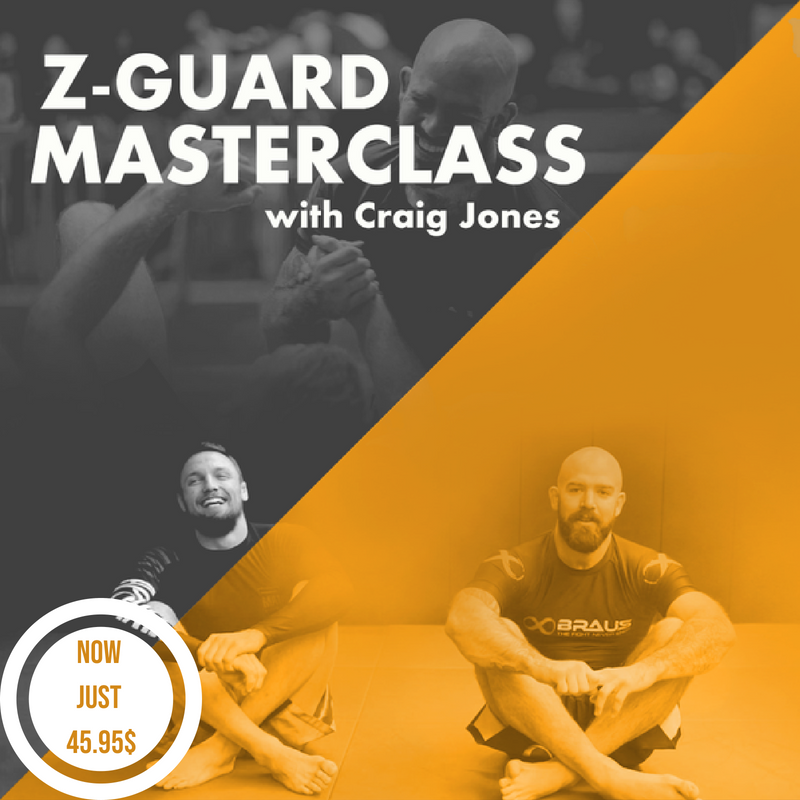 Z-Guard Masterclass w/ Kit Dale & Craig Jones