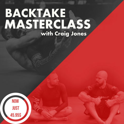 Back Take Masterclass w/ Craig Jones & Kit Dale