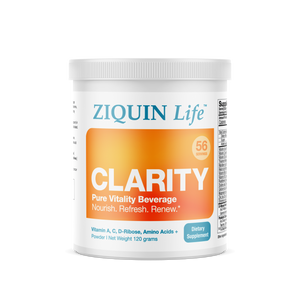 INTRODUCTORY OFFER CLARITY - 56 scoop servings (Regular $60 Now $48)
