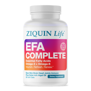 EFA COMPLETE (60 Softgels)  (Regular $48 Now $36)