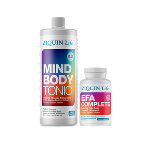 Mind Body Tonic + EFA Complete Collection (Regular $122 Now $106)