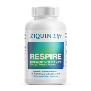 Respire, Respiratory Lifestyle Care  (15% Off Retail on Subscription)