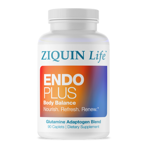 ENDO PLUS - 90 caplets  (15% Off Retail on Subscription)
